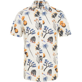 The North Face Baytrail S/S Shirt Men citrine yellow joshua tree print